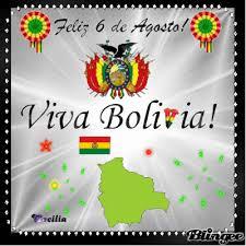 Resultado de imagem para Dia da Independencia da Bolivia