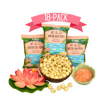 Water Lily Pops <b>Himalayan Pink Salt</b> (18 pack) - ZENKO ...