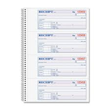 doc rental receipt sampleprintable rent receiptpng 5 best adams money and rent receipt book 2part carbonless 2 7
