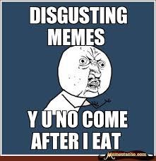 disgusting memes - Memestache via Relatably.com