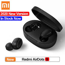 <b>2020 New Xiaomi Redmi AirDots</b> S TWS Bluetooth Earphones Pro ...