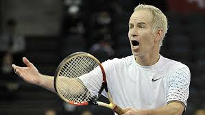 Image result for john mcEnroe tennis are you serious?