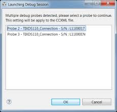 Debugging — SimpleLink™ CC26x2 SDK BLE5-Stack User's Guide ...