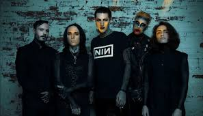 Heavier songs are just the start of <b>Motionless In White's</b> next album