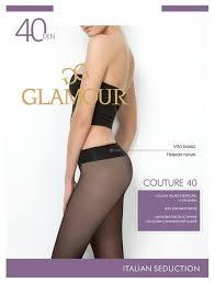Купить <b>Колготки</b> Glamour Couture <b>40 den</b>, размер 3-M, nero ...