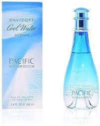 <b>Davidoff Cool Water Pacific</b> Summer Edition Eau De Toilette Spray ...