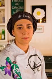 Ana Roldán. La joven chef de D'Fábula (Plaza del Conde de Barajas, 3, Madrid), se formó en la escuela de hostelería Luis Irízar, de San Sebastián. - anaroldan