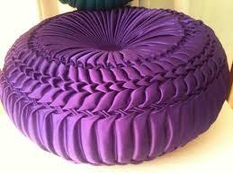 Big Size Home Decor Pillow <b>Cotton Smock</b> por JanyarakDesign ...