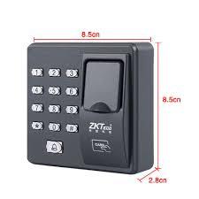 10 Keycards OBO HANDS <b>Biometric Fingerprint RFID</b> Keypad for ...