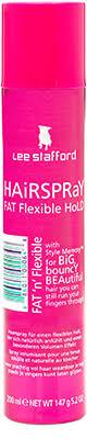 <b>Lee Stafford</b> Styling* <b>Fat Flexible</b> Hold Hair Spray - Franks