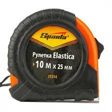 Купить <b>Рулетка SPARTA</b> Elastica <b>31314</b> 10 м х25 мм ...