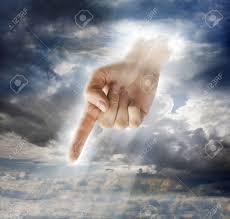 Resultado de imagen de el dedo dios