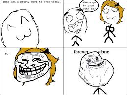 Forever Alone | Know Your Meme via Relatably.com