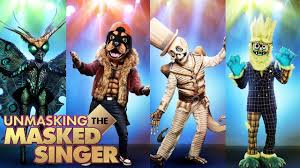 The Masked Singer Episode 1 Recap, Reveals and Best Guesses ...
