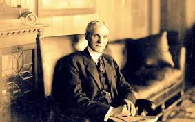 henry ford was a colossal moron the bully pulpit