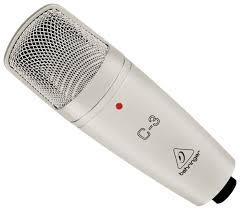 <b>Микрофон BEHRINGER C</b>-<b>3</b> — купить по выгодной цене на ...