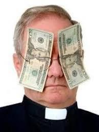 Znalezione obrazy dla zapytania pazerny kościół katolicki
