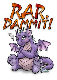Image result for grumpy dragon