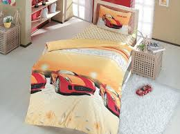 Детское <b>постельное белье ALTINBASAK</b> SPEED TIME красное ...