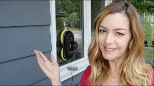 Hobot 198 review <b>window</b> washing <b>robot</b> - YouTube