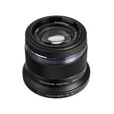 <b>Объектив Olympus M.Zuiko</b> Digital 45mm f/1.8, черный ( купить в ...