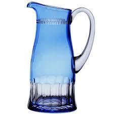 Купить <b>Кувшин для воды</b> Ajka <b>Crystal</b> Heaven Blue 1,2 л (арт. 65467)