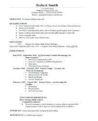 sample    student resume before after   getting that jobthumbnail