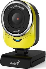 Купить <b>веб</b>-<b>камера Genius QCam 6000</b> (Yellow) в Москве в ...