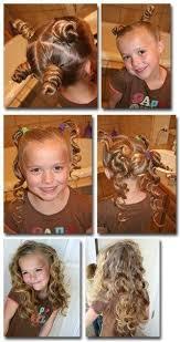 локоны без бигуди   <b>Hair</b> styles, <b>Hair</b> beauty, Kids hairstyles