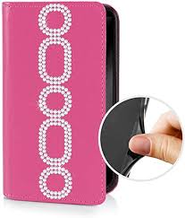eSPee Gas K056 <b>Luxury Wallet Flip Case</b> with Swarovski: Amazon ...