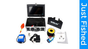 <b>Fish</b> Finder Underwater <b>30M</b> Video IR Camera Color HD 1000 TV ...