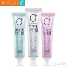 <b>Зубная паста Xiaomi Doctor</b> B Toothpaste 0+ (3шт) купить в ...