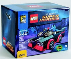 Image result for lego batman comic con