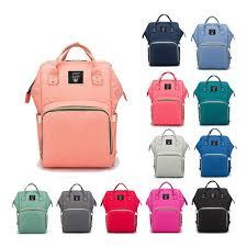 2019 Fashion <b>Mommy Maternity</b> Diaper <b>Bag</b> Large Capacity Baby ...