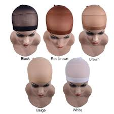 Good Quality Deluxe Wig Cap Hair Net For <b>Weave 2 Pieces</b>/Pack ...