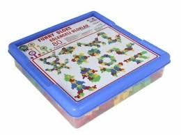 <b>Конструктор pilsan Funny</b> Blocks 03-259 80 деталей — купить по ...