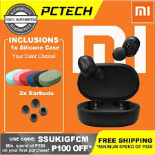 <b>Original Xiaomi Redmi</b> Airdots Bluetooth Earphones TWS Wireless ...