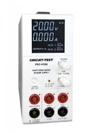 <b>Triple Output</b> - <b>Switching Power</b> Supply (20VDC/5A, Fixed 3.3 or ...