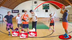 CRAZY 1 vs 1 Basketball for EPIC PRIZES! <b>5</b>+ <b>Pairs of</b> Shoes ...