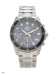 <b>Часы</b> EDIFICE EFV-540D-1A9 CASIO 4934269 в интернет ...