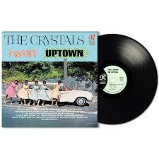 The <b>Crystals</b> - <b>Twist Uptown</b> MONO EDITION LP