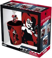 Подарочный набор DC COMICS <b>Harley Quinn</b> чашка 250мл ...