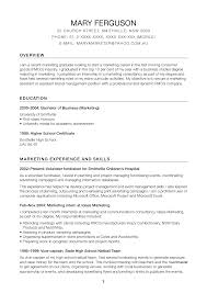s marketing resume objective email marketing manager resume example marketing production longbeachnursingschool