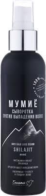 Белита-М <b>Сыворотка против выпадения волос</b> Мумиё, 150 мл ...