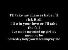 Bob Seger - With Lyrics - YouTube