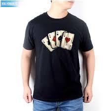 <b>KOLVONANIG</b> 2019 New <b>Summer</b> Dress Men's T Shirt Poker ...