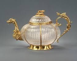 Заварочный <b>чайник</b> Дата:горный хрусталь ок 1700, монтирует ок ...
