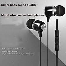 <b>Noodle Line Earphones</b>,Super Bass Wired <b>in-Ear Earbuds</b> ...