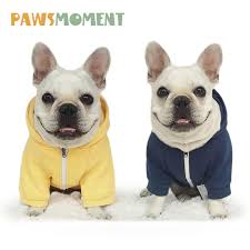 <b>Spring Pet Clothes</b> for Dogs for Small Dogs Hooded Coat <b>Puppy</b> ...