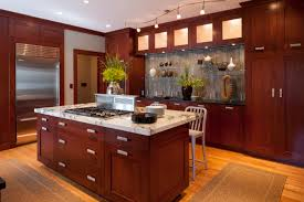 this kitchen designed by boston interior designer elizabeth swartz interiors features layered kitchen lighting that utilizes ambient kitchen lighting